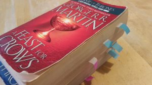 George R. R. Martin: A Feast for Crows