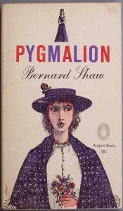 Buchcover Pygmalion Bernard Shaw