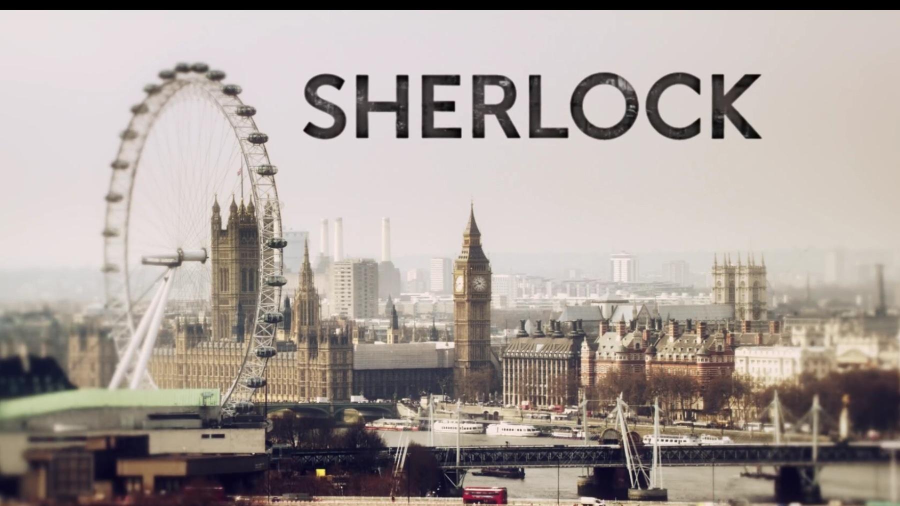 Sherlock BBC Logo