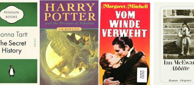 Was liest du? Meine Bücher-Favoriten