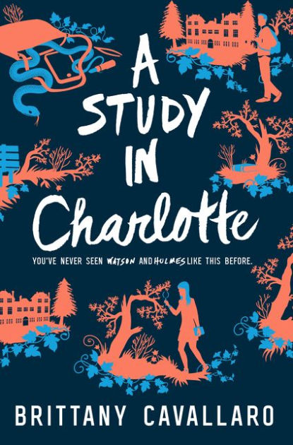 A Study in Charlotte Cover