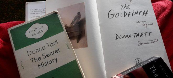 Donna Tartt als Inbegriff meiner Buchpassion