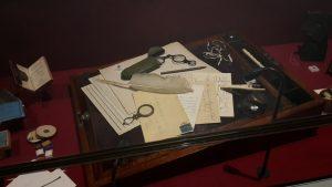 Schreibpult Charlotte Bronte