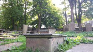 Bronte Museum Friedhof