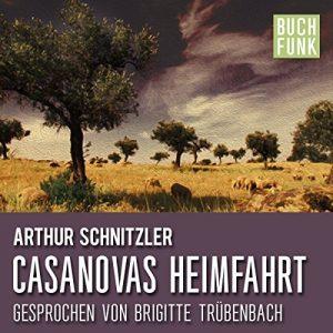 Casanovas Heimfahrt Hörbuch Cover