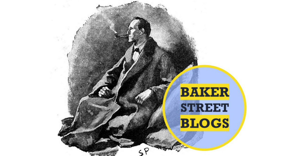 Sherlock Holmes heute lesen Illustration
