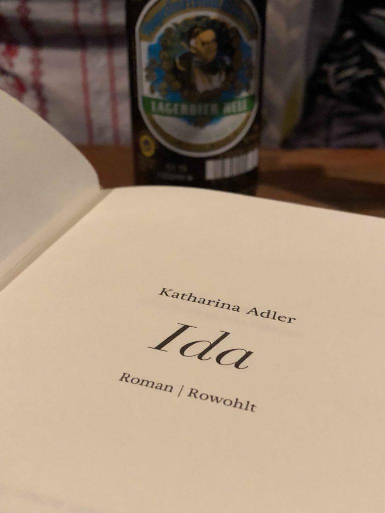 Ida Katharina Adler Cover
