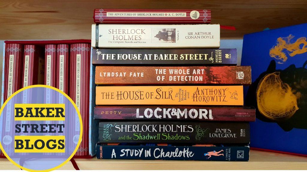 Sherlock Holmes Pastiches Beitragsbild