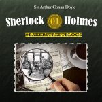 Baker Street Blogs Hörbuch Cover Teil 1