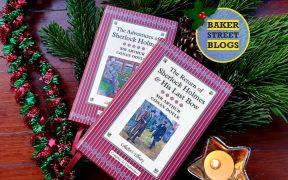 Sherlock Holmes Geschichten Weihnachtsspecial Cover
