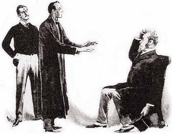 Illustration The Beryl Coronet Sherlock Holmes