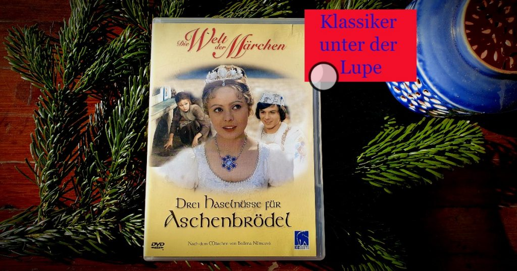Drei Haselnüsse für Aschenbrödel DVD-Cover