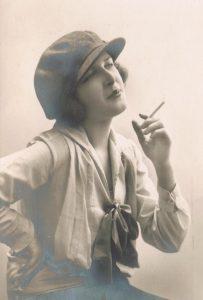 Moderne Frau 20er Jahre