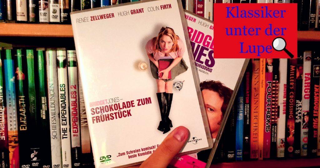 Bridget Jones DVD-Cover