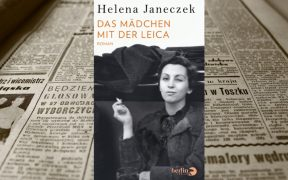 Buch-Cover Das Mädchen mit der Leica