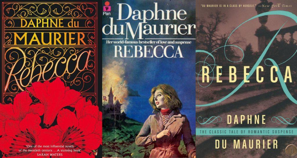 Rebecca Buchcover historisch