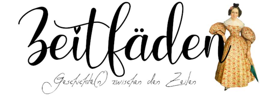 Blog-Logo Zeitfäden